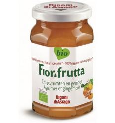 Fiordif Citrusmix gemberjam 260 gram | € 3.54 | Superfoodstore.nl