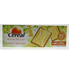 Cereal Koek chocolate delight wit 126 gram | € 3.22 | Superfoodstore.nl