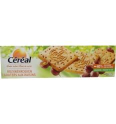 Cereal Rozijnenkoeken minder suiker 360 gram | € 3.20 | Superfoodstore.nl