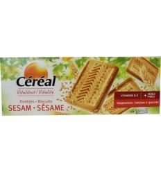 Cereal Koekjes sesam 230 gram | € 2.94 | Superfoodstore.nl