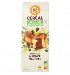 Cereal Cake mini marmer glutenvrij 200 gram | € 3.97 | Superfoodstore.nl