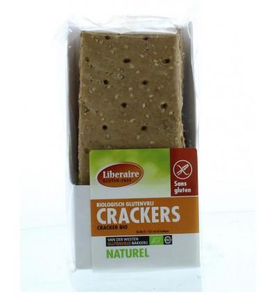 Liberaire Crackers meergranen 250 gram