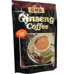 GMB Ginseng coffee suikervrij 10 sachets | € 6.16 | Superfoodstore.nl