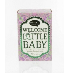 Natural Temptation Welcome little baby thee bio 18 zakjes | € 3.17 | Superfoodstore.nl
