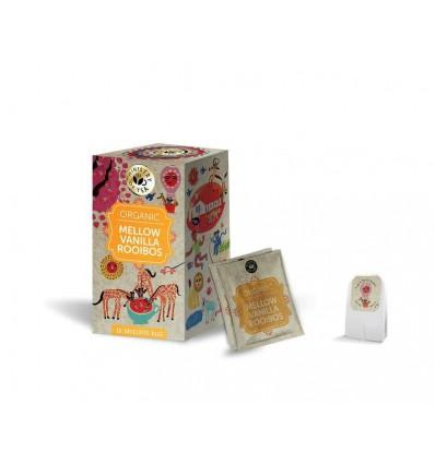 Ministry Of Tea Mellow vanilla rooibos bio 20 zakjes kopen