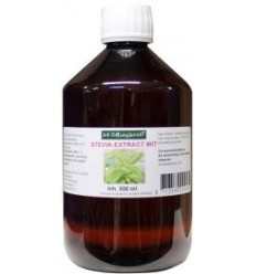 Cruydhof Stevia extract wit 500 ml | € 55.19 | Superfoodstore.nl