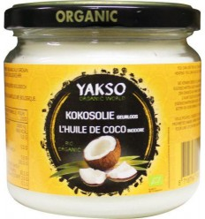 Yakso Kokosolie geurloos 320 ml | € 2.77 | Superfoodstore.nl