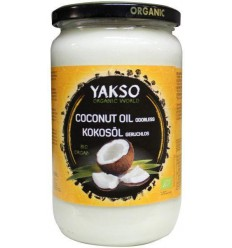 Yakso Kokosolie geurloos 650 ml | € 4.97 | Superfoodstore.nl