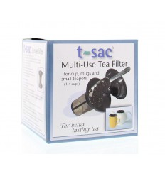 T-Sac Permanent filter klein   € 4.94   Superfoodstore.nl