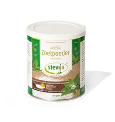 Stevija Stevia zoetpoeder 220 gram | € 6.41 | Superfoodstore.nl