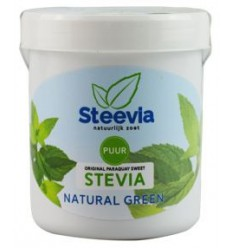 Steevia Stevia natural green 35 gram | € 4.27 | Superfoodstore.nl