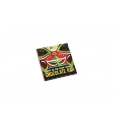 Lifefood Raw chocolate noten en kersen bio 35 gram | € 2.25 | Superfoodstore.nl