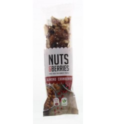 Nuts & Berries Almond & cranberry 30 gram | € 1.38 | Superfoodstore.nl