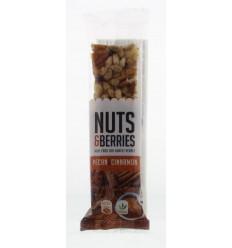 Nuts & Berries Pecan & cinnamon 30 gram | € 1.39 | Superfoodstore.nl