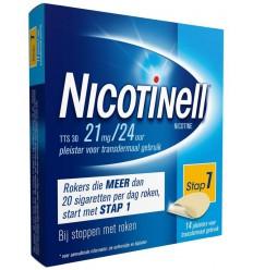 Nicotinell TTS30 21 mg 14 stuks | € 40.60 | Superfoodstore.nl