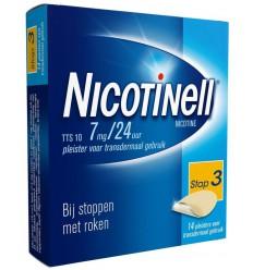 Nicotinell TTS10 7 mg 14 stuks | € 40.60 | Superfoodstore.nl