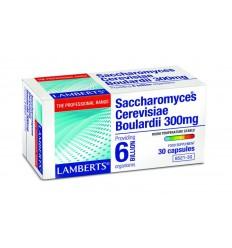 Lamberts Saccharomyces boulardii 300 mg 30 capsules | € 20.42 | Superfoodstore.nl