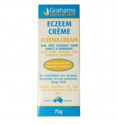 Grahams Eczeemcreme 75 gram | € 21.96 | Superfoodstore.nl