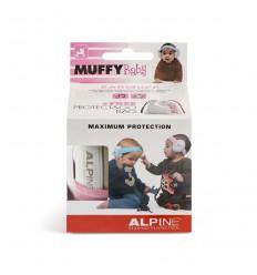 Alpine Muffy baby pink oorkappen | € 26.83 | Superfoodstore.nl