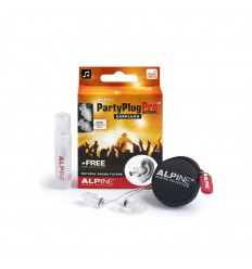 Alpine Partyplug pro natural 1 paar | € 25.46 | Superfoodstore.nl