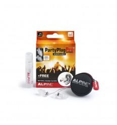 Alpine Partyplug pro natural 1 paar | € 27.85 | Superfoodstore.nl