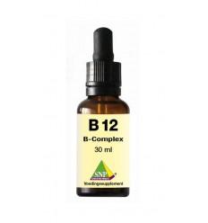 SNP B12 B-complex fluid 30 ml | € 12.04 | Superfoodstore.nl
