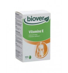 Biover Vitamine E natural 45IE 100 capsules | € 8.92 | Superfoodstore.nl