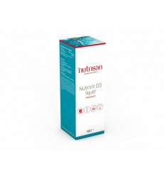 Nutrisan Nutrivit D3 liquid 100 ml | € 21.19 | Superfoodstore.nl