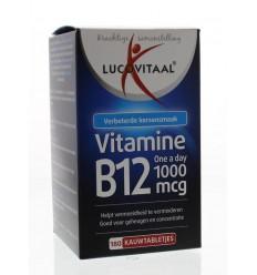 Lucovitaal Vitamine B12 1000 mcg 180 tabletten   € 17.89   Superfoodstore.nl