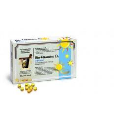 Pharma Nord Bio vitamine D3 25 mcg 1000IE 120 capsules | € 13.46 | Superfoodstore.nl
