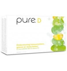 Pure D kauwtabletten 90 tabletten | € 12.49 | Superfoodstore.nl