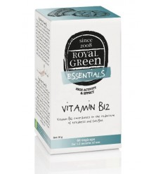 Royal Green Vitamine B12 60 vcaps | € 20.25 | Superfoodstore.nl