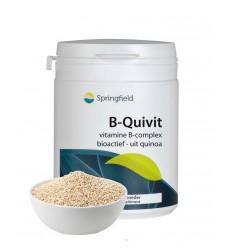 Springfield B-quivit B complex 100 gram | € 28.99 | Superfoodstore.nl