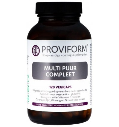 Proviform Multi puur compleet 120 vcaps