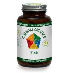 Essential Organ Zink 25 mg 90 tabletten | € 11.14 | Superfoodstore.nl