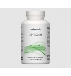 Nutramin NTM Mentalcare 90 capsules | € 40.01 | Superfoodstore.nl