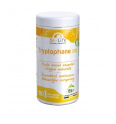 Be-Life Tryptophane 200 180 softgels | € 33.79 | Superfoodstore.nl