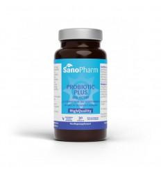 Sanopharm Probiotic plus 30 capsules | € 20.28 | Superfoodstore.nl