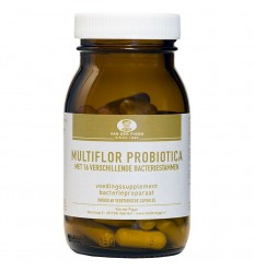Van der Pigge Multiflor probiotica 60 capsules | € 22.27 | Superfoodstore.nl