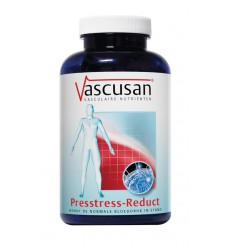 Vascusan Presstress reduct 60 tabletten | € 28.78 | Superfoodstore.nl