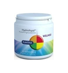 Plantina Hydrohyal 45 tabletten | € 42.65 | Superfoodstore.nl