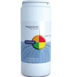 Plantina Magnesium met taurine 270 tabletten | € 79.04 | Superfoodstore.nl