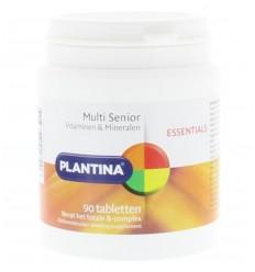 Plantina Multi senior 90 tabletten | € 43.99 | Superfoodstore.nl
