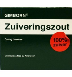Gimborn Zuiveringszout 125 gram | € 3.17 | Superfoodstore.nl