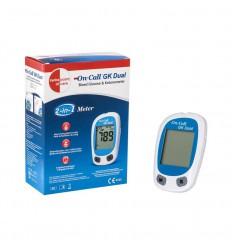 On Call GK Dual ketone/glucose start MG | € 27.55 | Superfoodstore.nl