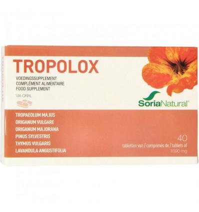 Soria Tropolox 40 tabletten