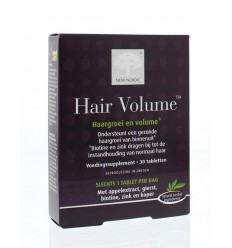 New Nordic Hair volume 30 tabletten | € 22.57 | Superfoodstore.nl
