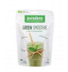 Purasana Green smoothie 150 gram   € 8.76   Superfoodstore.nl