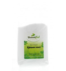 Bountiful Epsom zout 1 kg | € 5.74 | Superfoodstore.nl