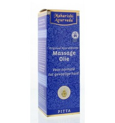 Maharishi Ayurveda Pitta massage olie BDIH 200 ml | € 13.87 | Superfoodstore.nl